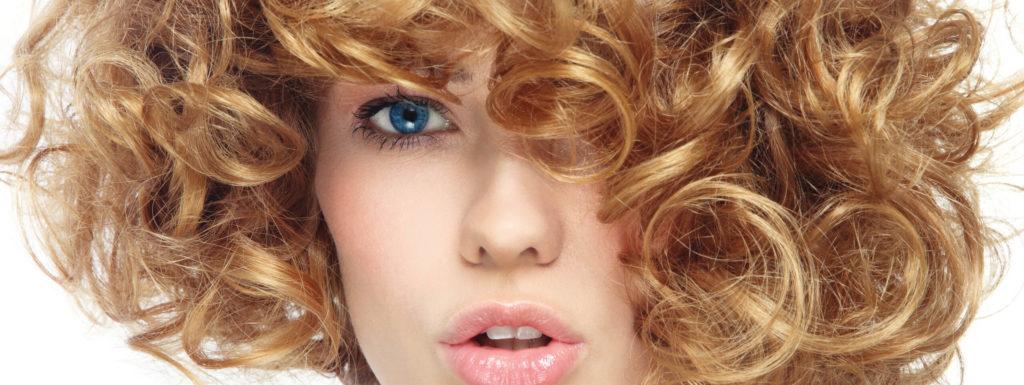 химическая завивка волос карвинг