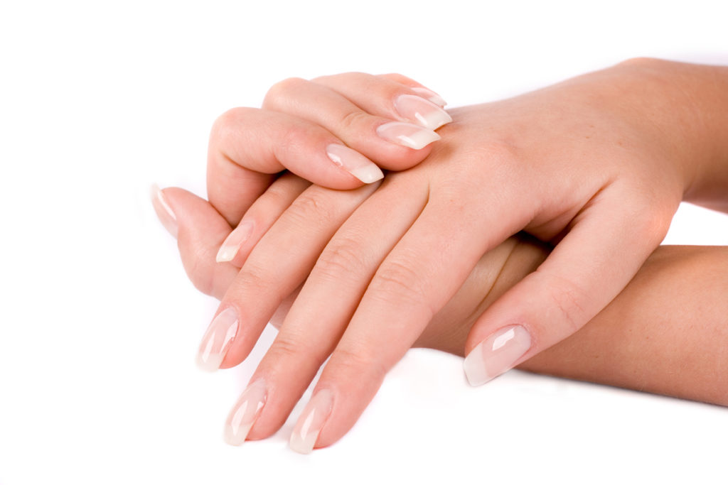 el fortalecimiento de las uñas